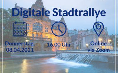 O-Woche SoSe 2021 – Digitale Stadtrallye am 08.04.